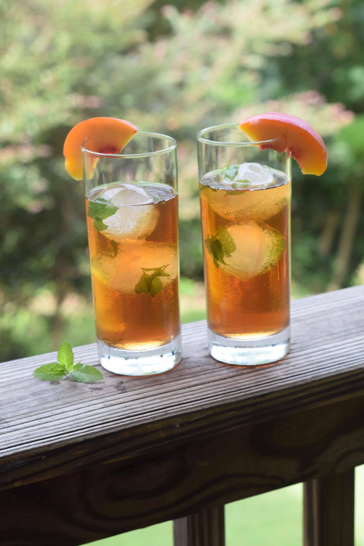 Peach Sweet Tea