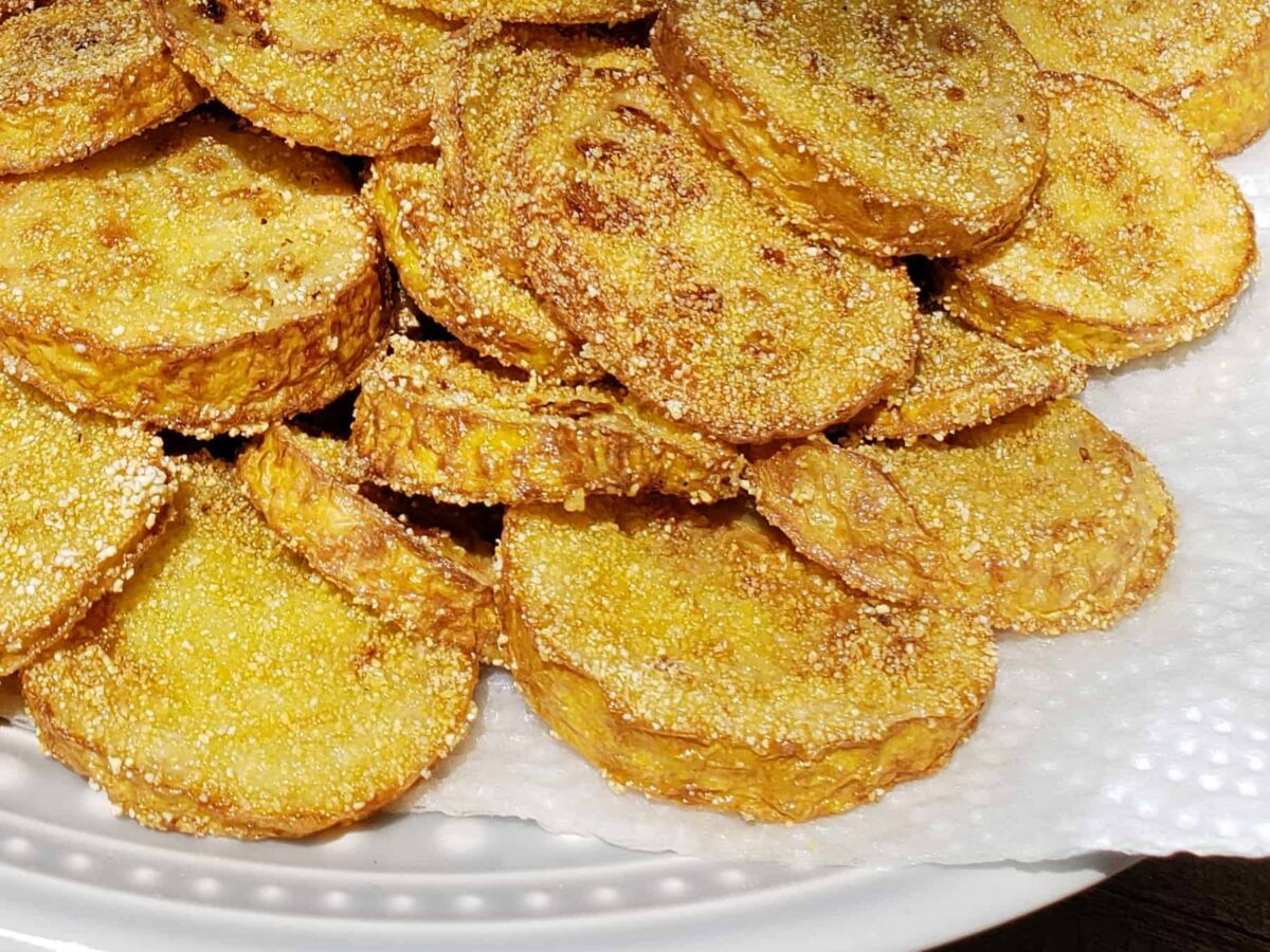Southern Fried Yellow Squash