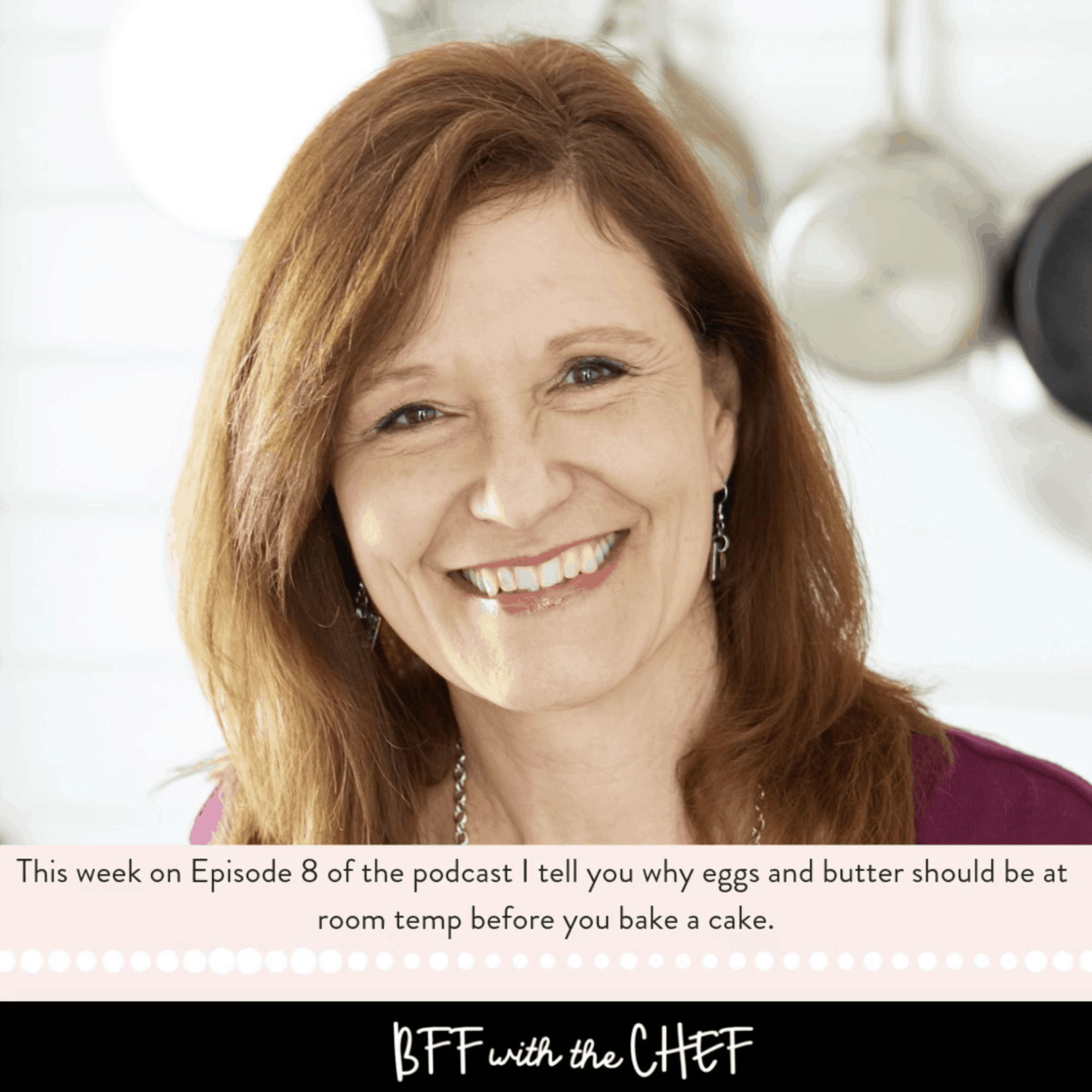 Quote from GritsAndGouda.com's Kathleen Royal Phillips on BFF with the Chef podcast Episode 8 photograph