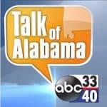 Talk of Alabama ABC 33:40 logo