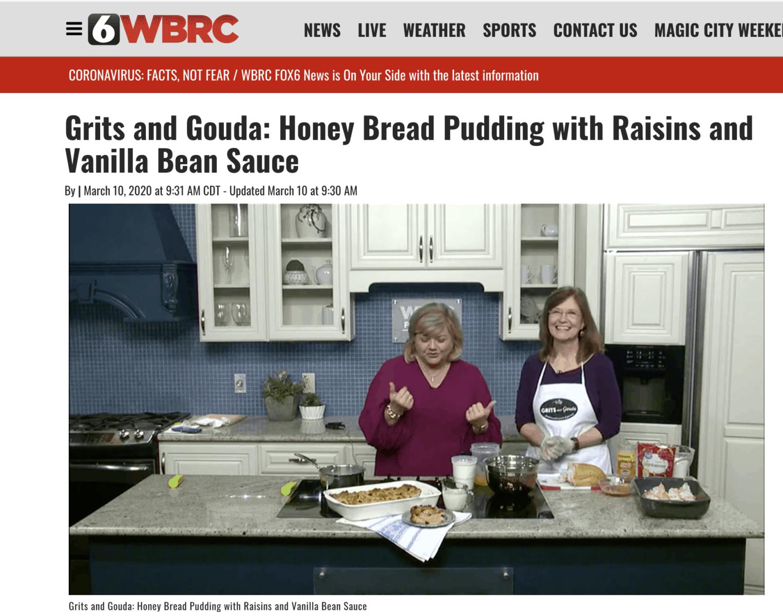 kathleen phillips janice rogers in tv kitchen